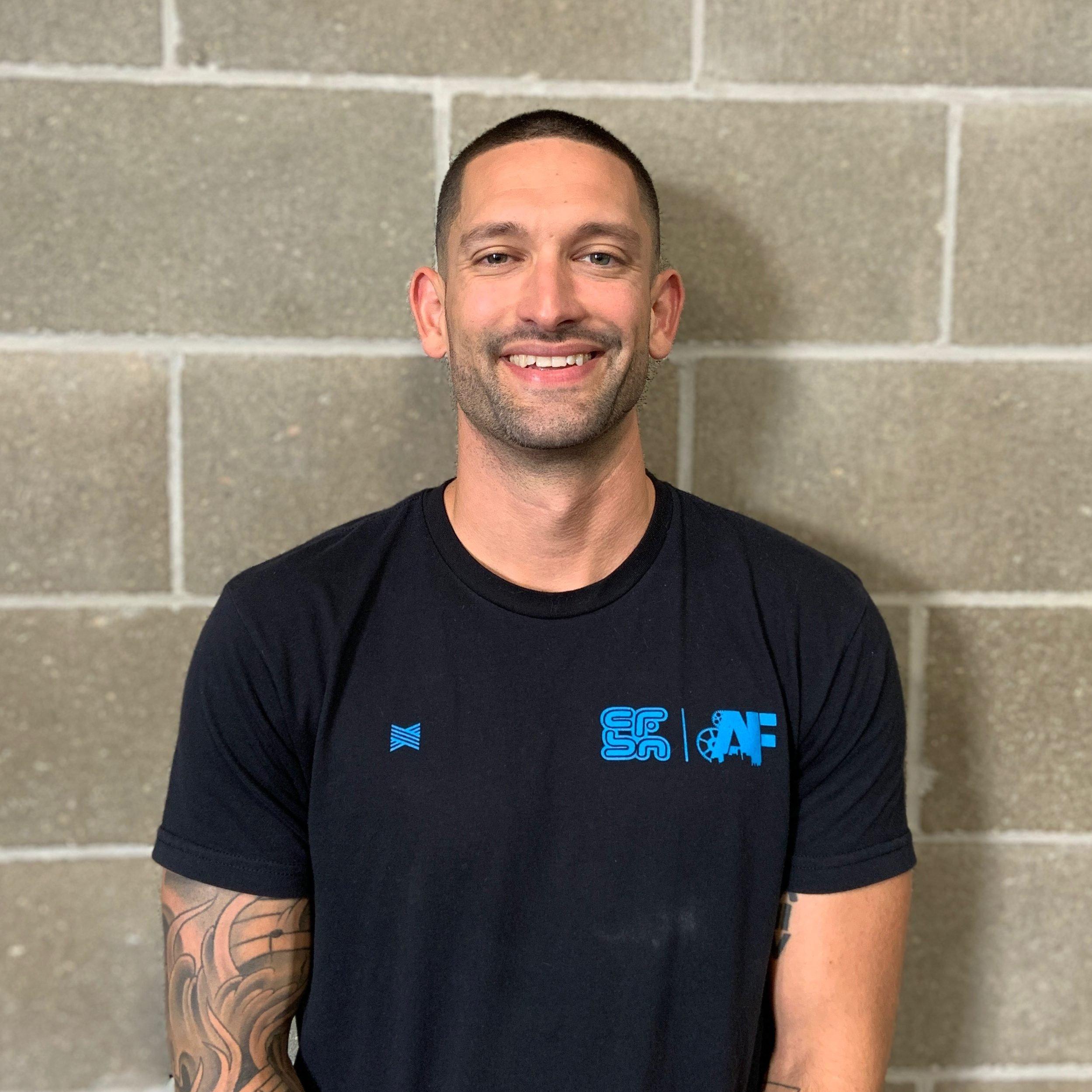 Staff Member Chad Hobbs